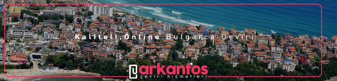 Bulgarca Türkçe çeviri İzmir
