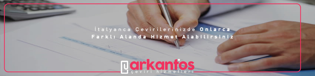 Türkçe İtalyanca çeviri