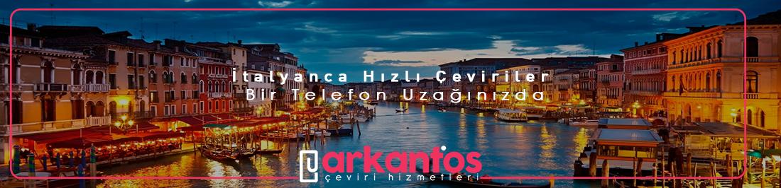 İzmir İtalyanca çeviri bürosu