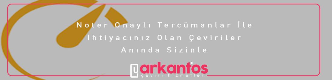 İngilizce çeviri hizmetleri İzmir