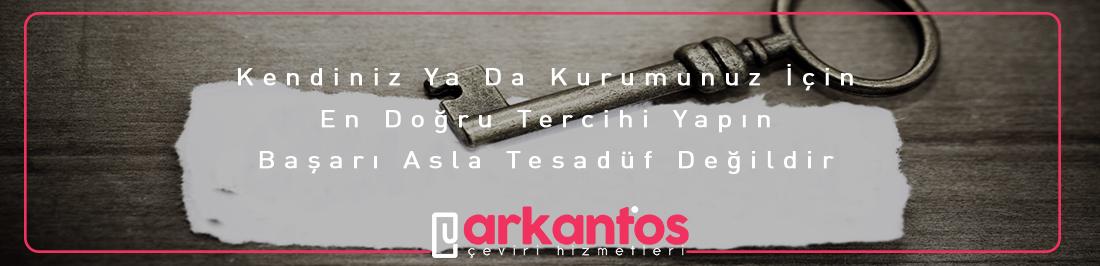 İngilizce tercüme bürosu İzmir