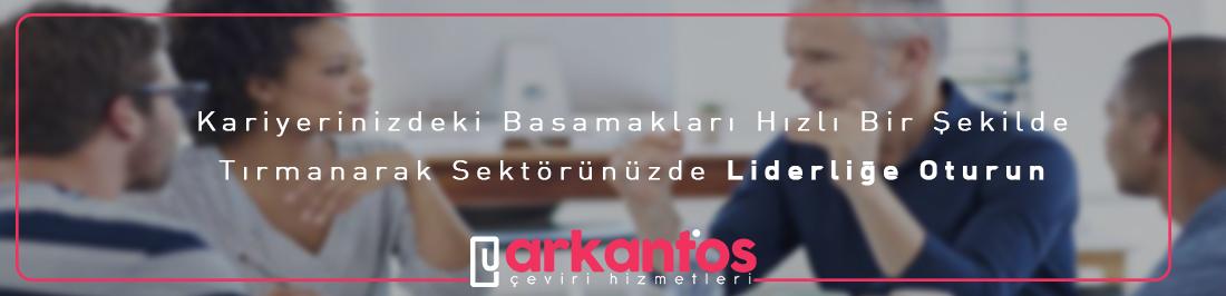 Almanca Çeviri Bürosu İzmir