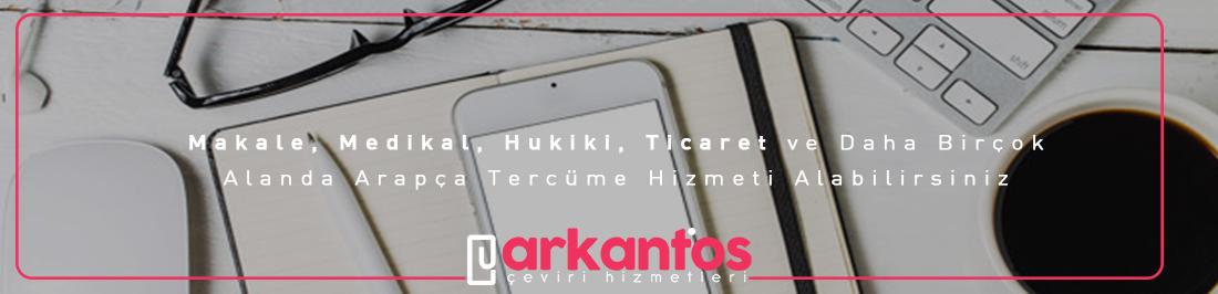 Arapça-Türkçe çeviri İzmir